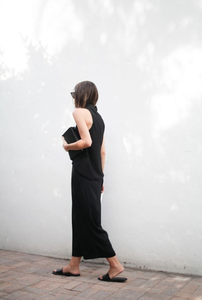culottes-slides-summer-black-via-thenletitbe.tumblr.com