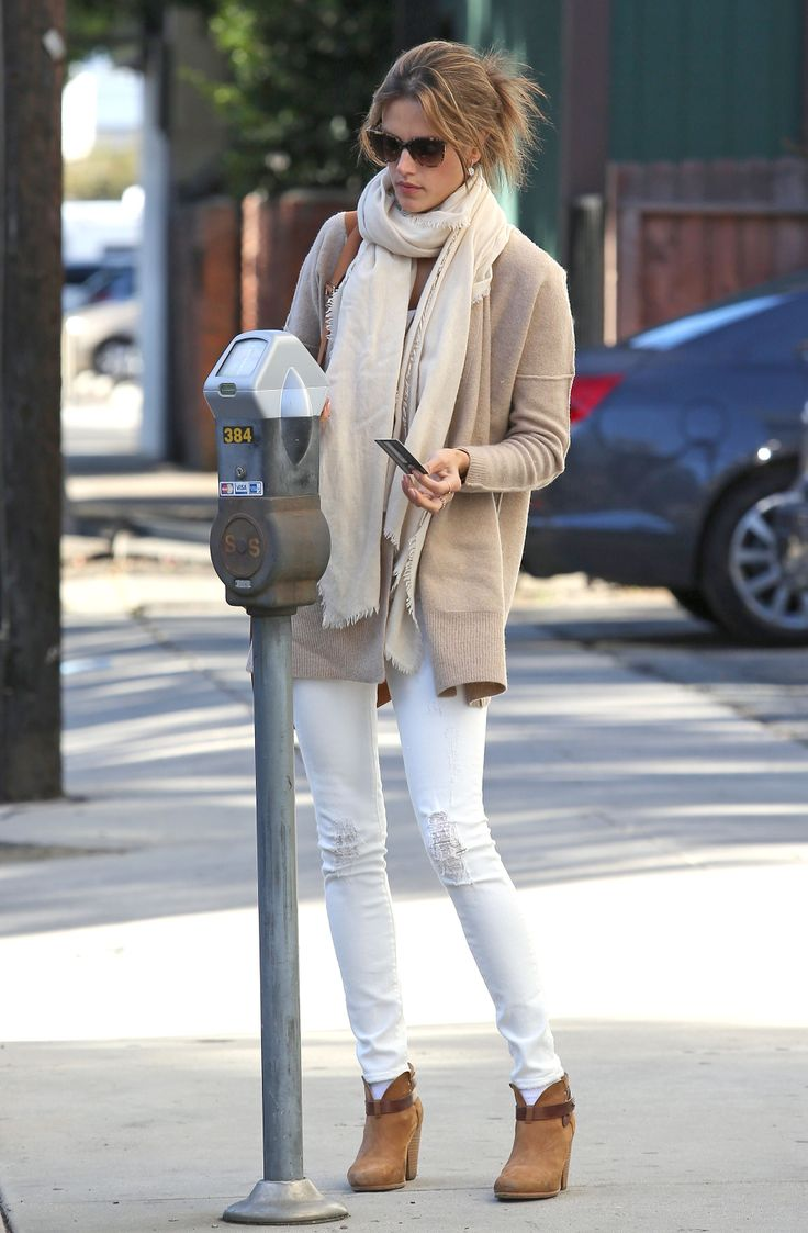 alessandra-ambrosio-white-jeans-fall-whites-model-style-tan-ankle-booties-tan-cardigan-wrap-sweater-neutrals-weekend-via-fabsugar