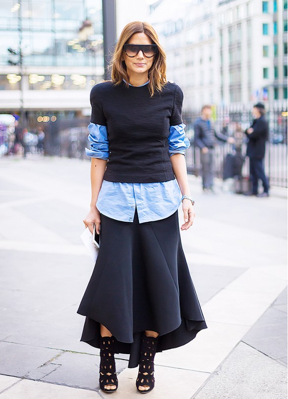 How To Wear The Long Midi Closetful Of Clothes