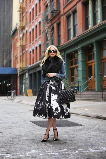 ladylike-midi-skirt-artsy-print-via-atlantic-pacific