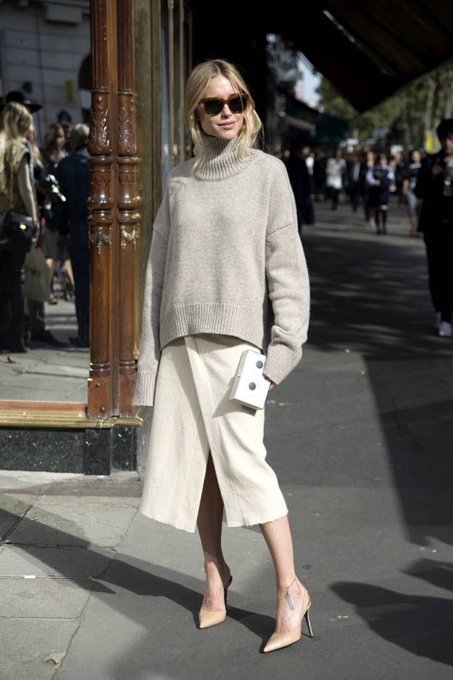 layered-skirt-sweater-neutrals-fall-whites-via-harpersbazaar