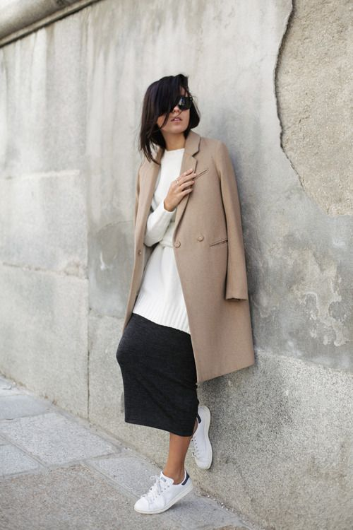 long-skirts-sneakers-skirts-adidas-camel-coat-sweaters-skirts-via-veronicalovesarchie.com
