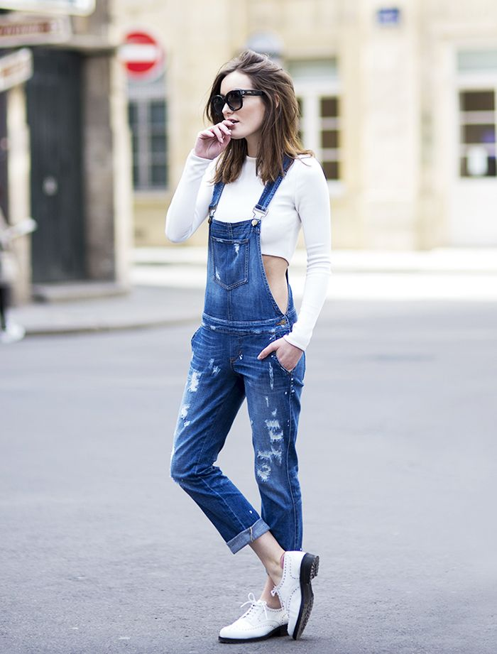 overalls-distress-ed-crop-top-oxfords-white-oxfords-fall-whites-via-whowhatwear.com