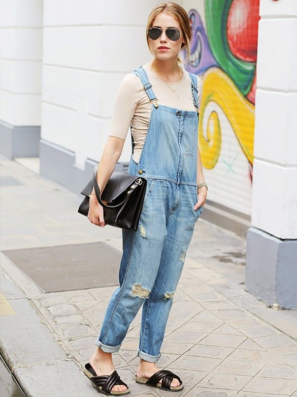 overalls-distressed-black-sandal-slides-via-whowhatwear