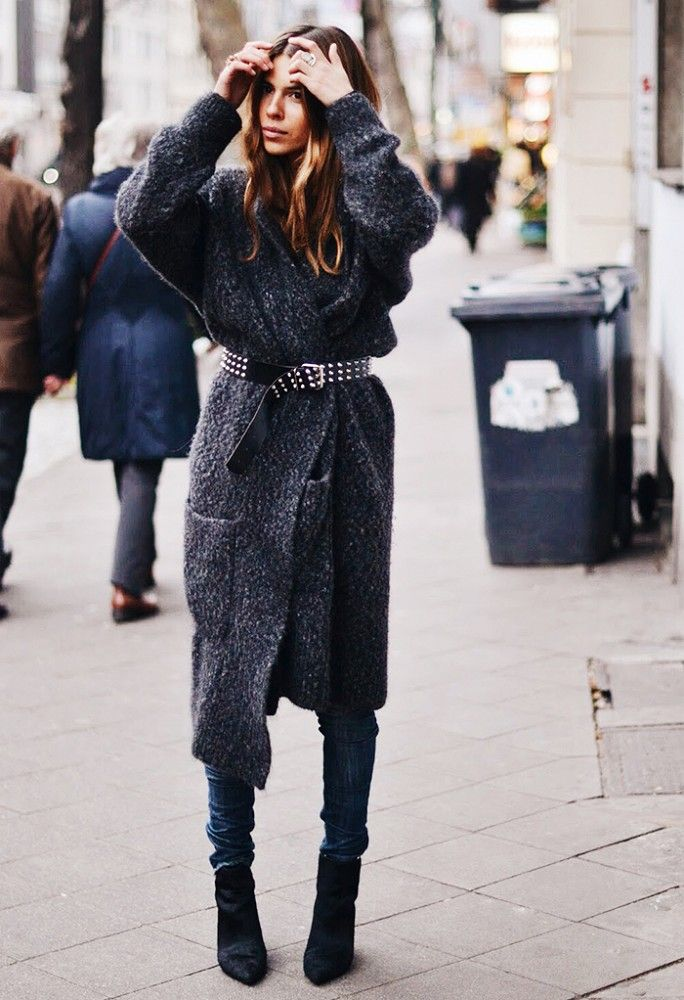 belted-coat-sweater-coat, belted sweater