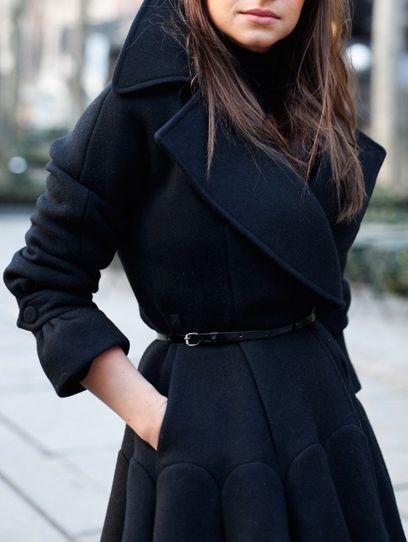 5902ff165312b Styling Hack: Belt Your Coat – Closetful of Clothes