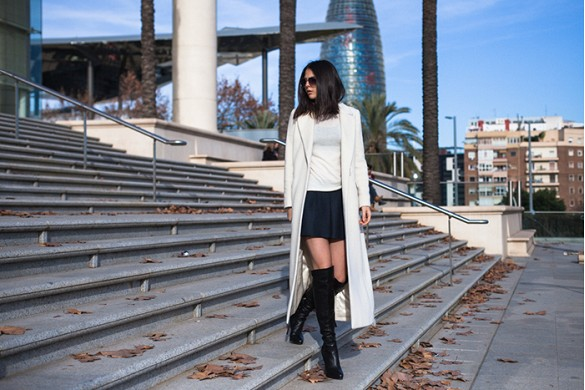black-and-white-over-the-knee-boots-white-coat-via-whowhatwear