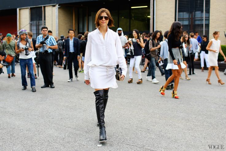 fall-whites-white-skirt-white-oxford-black-over-the-nee-boots-black-and-white-emily-weiss-style-setters-into-the-gloss-via-vogue