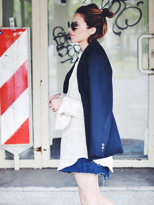 jacket-on-shoulders-blazer-ripped-frayed-distressed-denim-skirt-via-maja-wyh