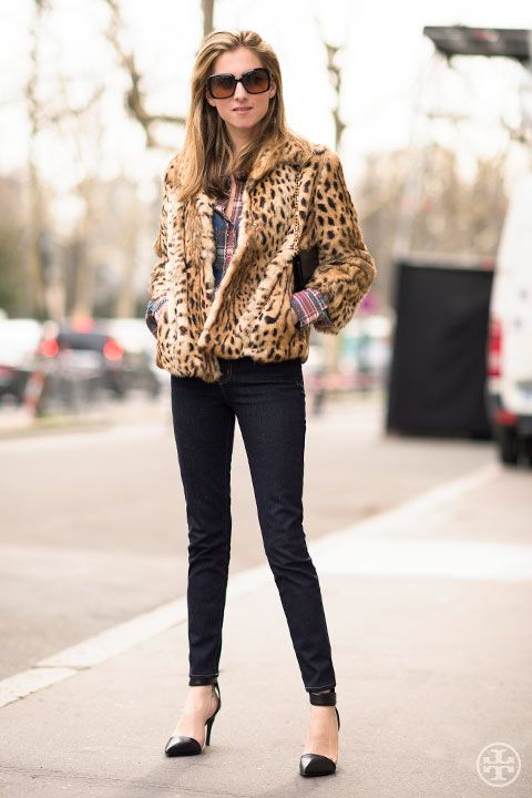 04ad0c3e3c Closet Staple  How To Wear Leopard Print Coats – Closetful of Clothes