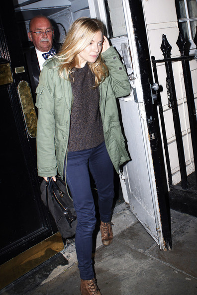sienna-miller-army-coat-park-booties-sweater-via-stylebistro