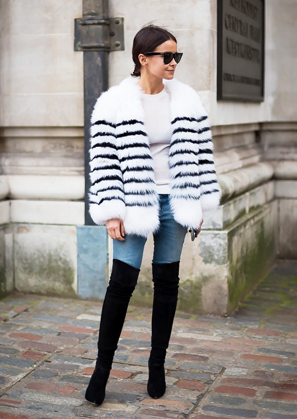 striped-colored-fur-over-the-knee-boots-winter-via-whowhatwear-via-styledumonde