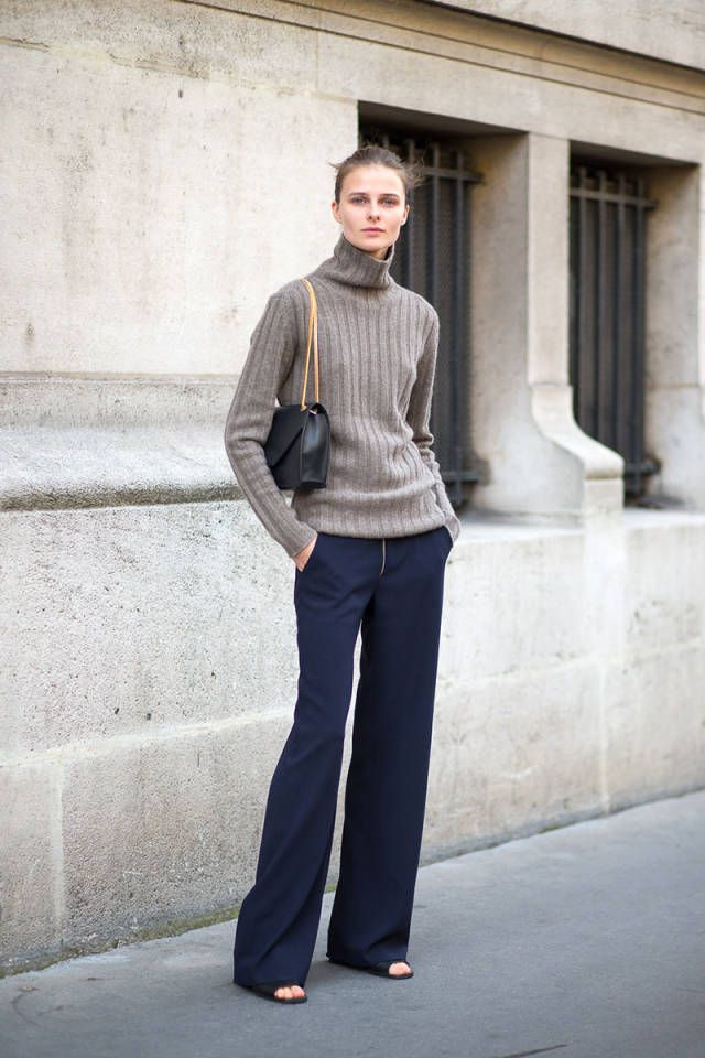 flare-pants-turtleneck-sweater-navy-classics-via-