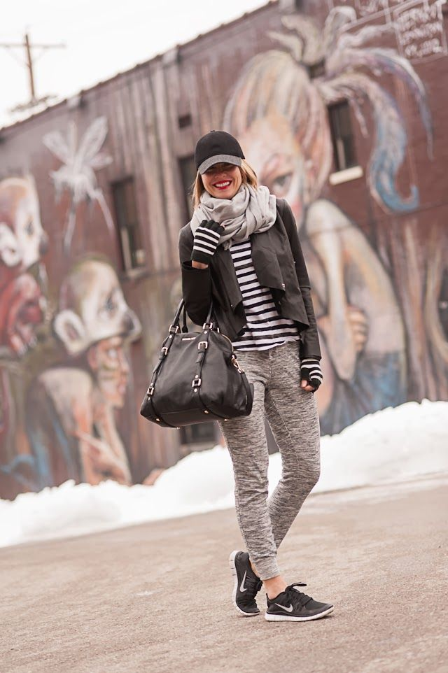 sweatpants-striped-tee-stripes-nike-sweater-gym-shoes-scarf-baseball-hat-via-feedly.com