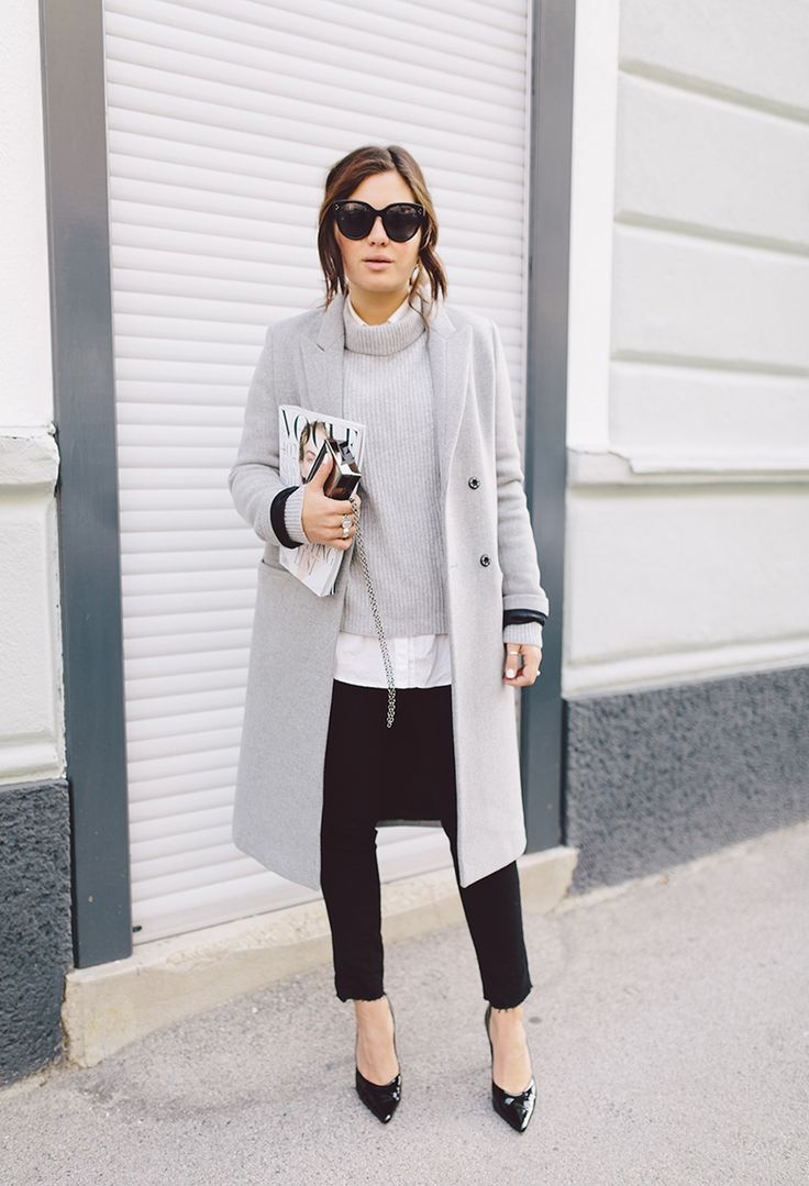 turtleneck-sweater-white-oxford-fall-winter-layers-black-skinnies ...