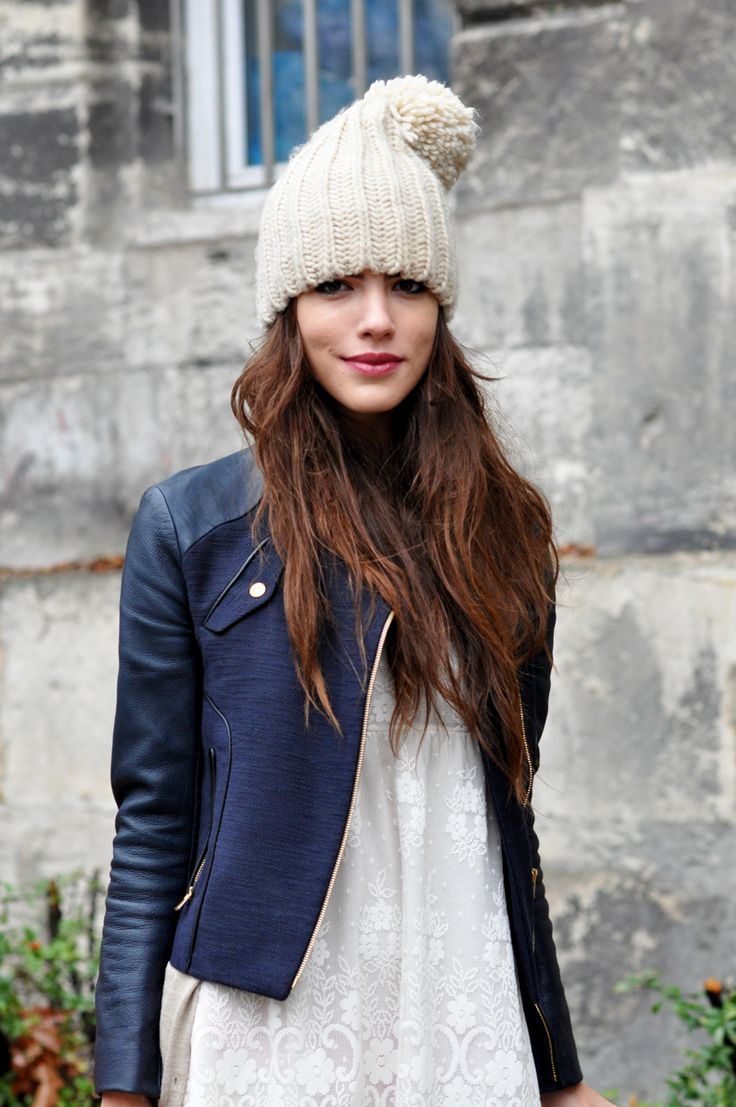 Everyone s Wearing  Pom Pom Beanies – Closetful of Clothes b8ee4023673