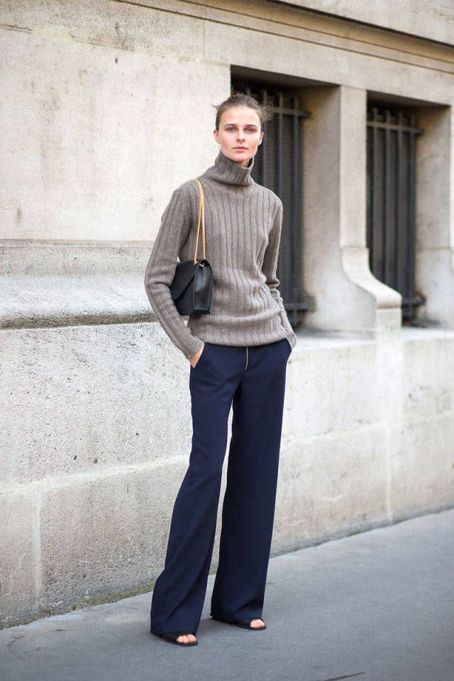 27 Ways To Wear Wide-Leg Pants | Closetful of Clothes