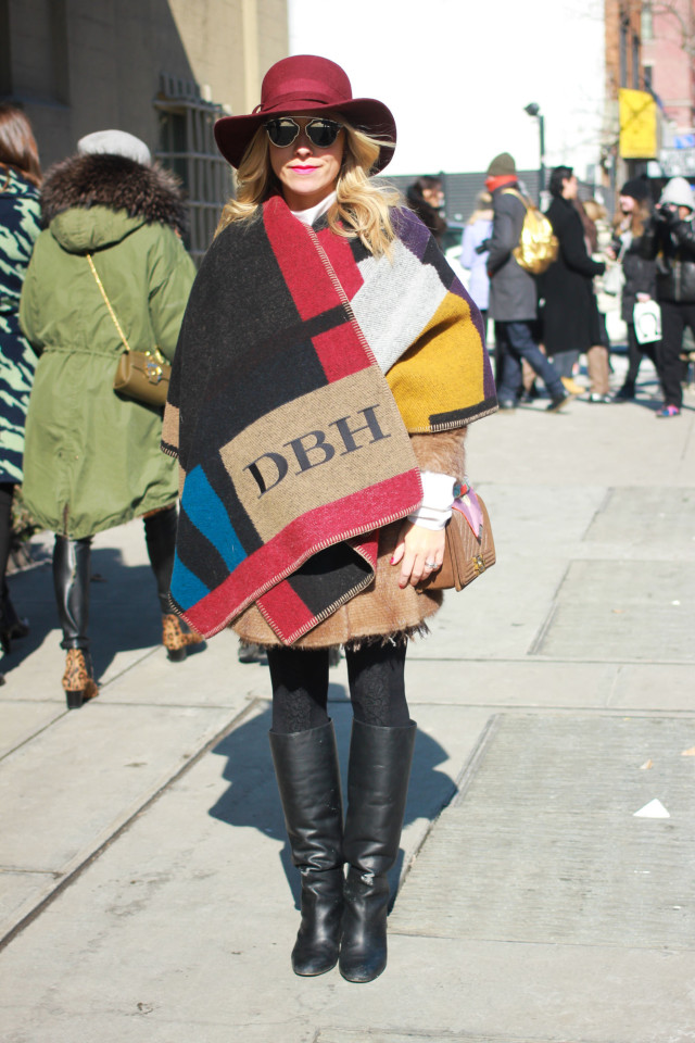 NYFW, winter, layering, cold, layers, coats, fashion week, street style,