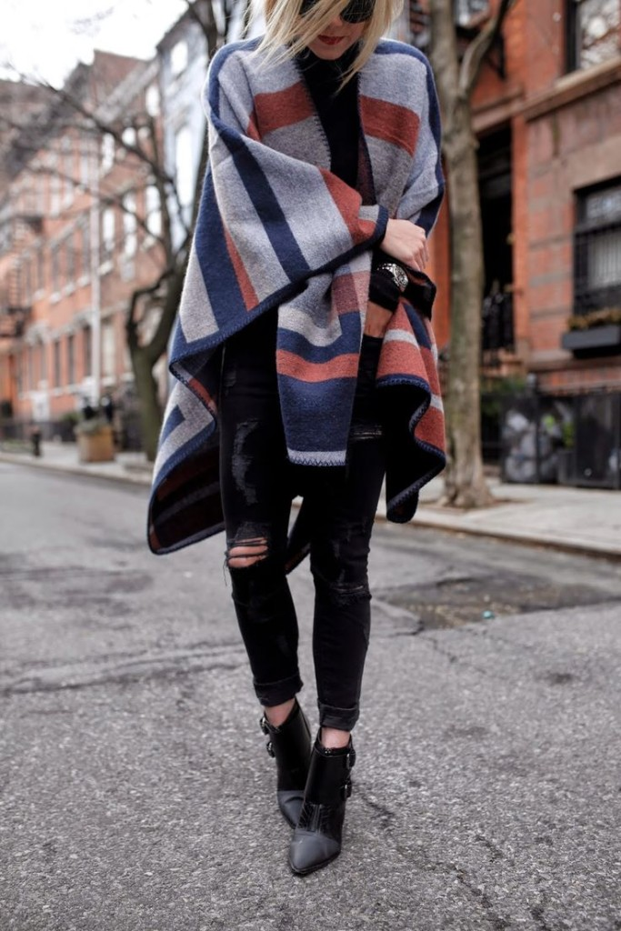blanket-coat-plaid-distressed-black-denim-via-atlantic-pacific
