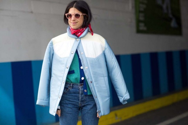 man-repeller-nyfw-bandana-scarf-double-coat-via-thestyleograph