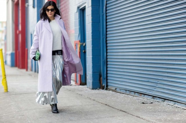 nyfw-pastel-purple-coat-metallic-maxi-skirt-winter-to-spring-transitional-via-via-thestyleograph