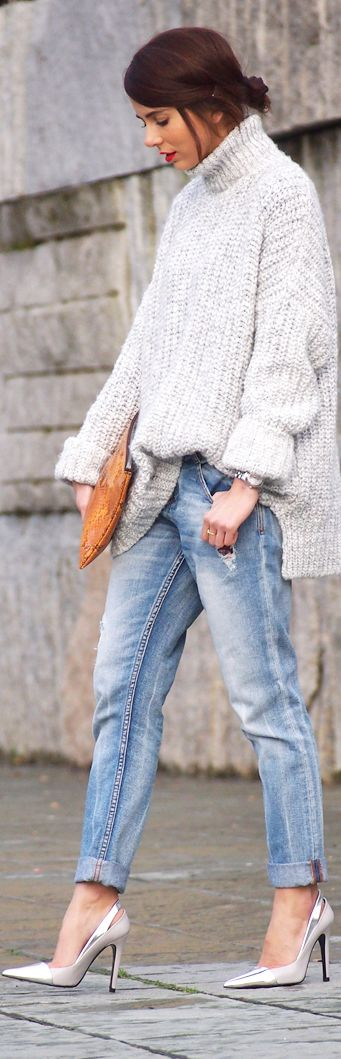 84b3d0286b0 ... Oversized Sweaters and Ripped Jeans. Save Save