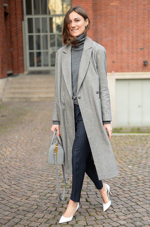 pinstripes-grey-coat-turtleneck=white-pumps-work-tomboy-classic-polished-via-fabsugar