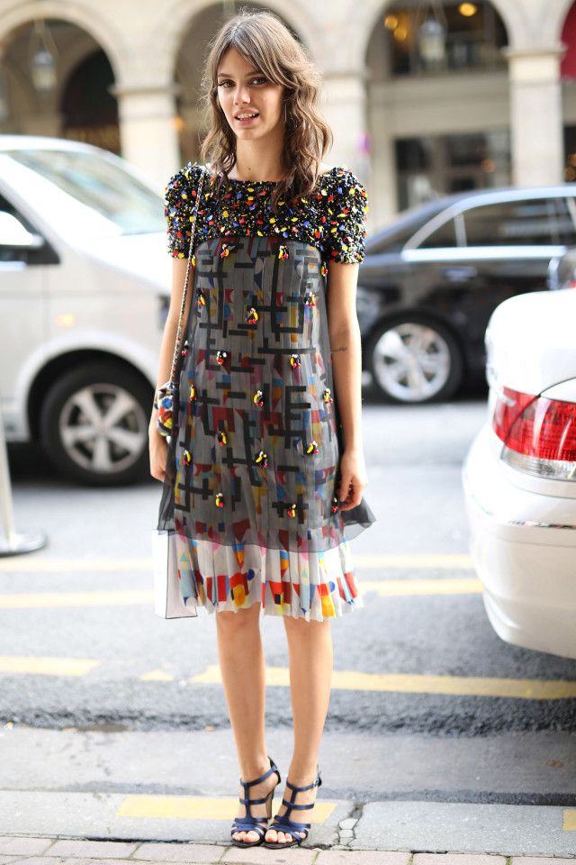 PFW-Street-Style-time-regas-insta-wheresmydriver-spring-dress-wedding-colorful-confetti-rainbow-primary-colors