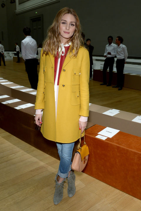 pfw-yellow-coat-livia-palermo-rolled-jeans-70s-boho-spring-cia-harpersbazaar