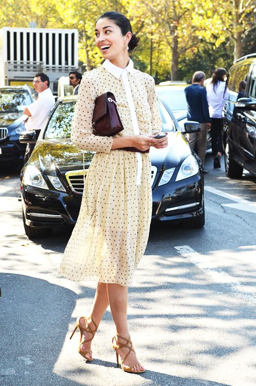 easter-yellow-printed-shirt-dress-cllar-caroline-issa-editor-style-via-peone.tumblr.com