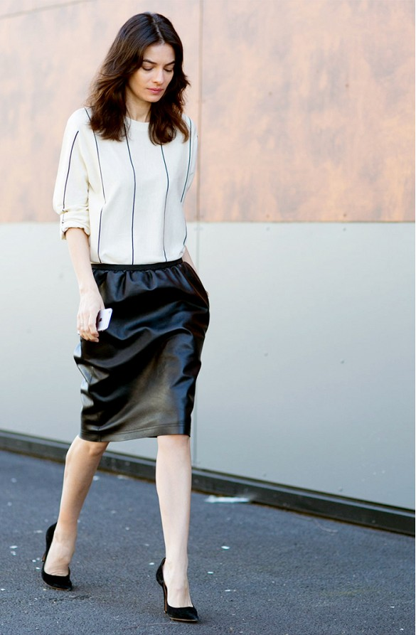 leather-pencil-skirt-pinstripes-stripe-top-work-spring-via-imaxtree