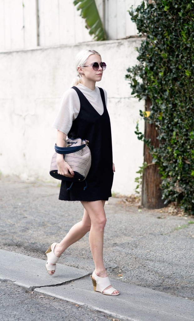 shirt-under-dress-party-dresses-to-work-dress-for-daytime-remix-your-wardrobe-black-and-white-via-elle