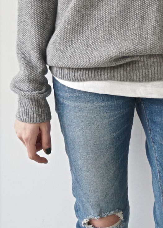 weekend-layers-jeans-grey-via-death-by-elocution.tumblr.com-cfc