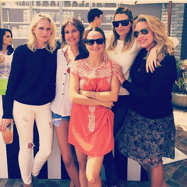 Celebrities-Joel-Silver-Memorial-Day-Party-2015, bbq, summer party, hamptons, summer style