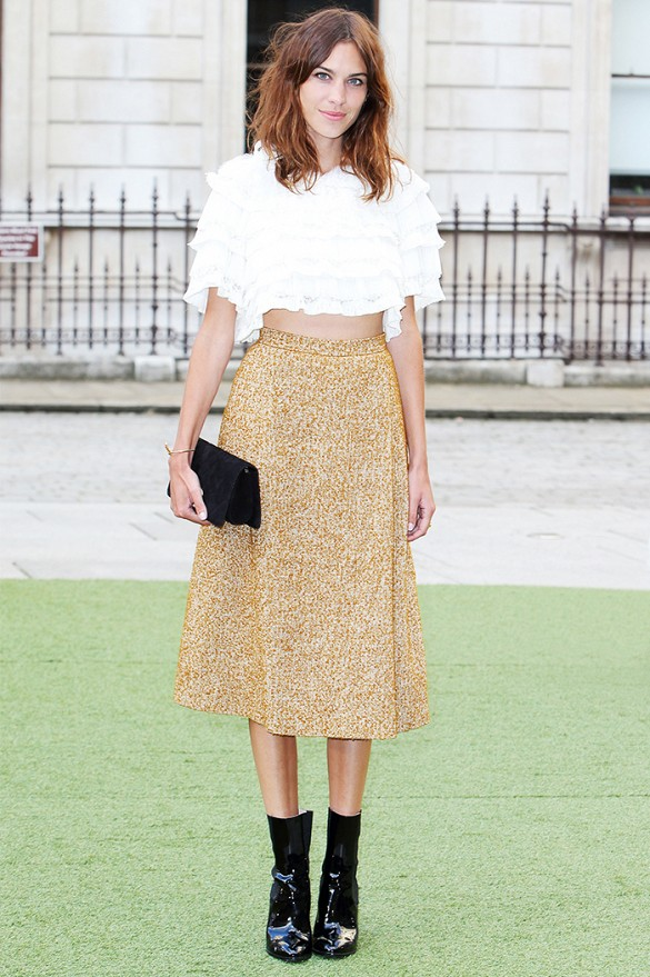 alexa-chung-ruffled-crop-top-booties-alexa-chung-shower-party-night-out-via-wireimage