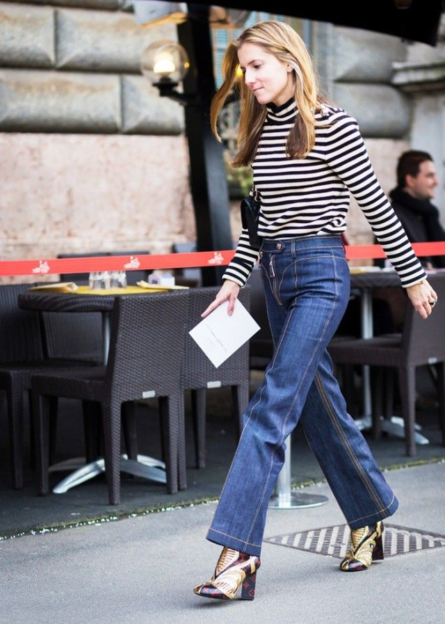 cropped-denim-striped-turtleneck-booties-editor-style-via-www