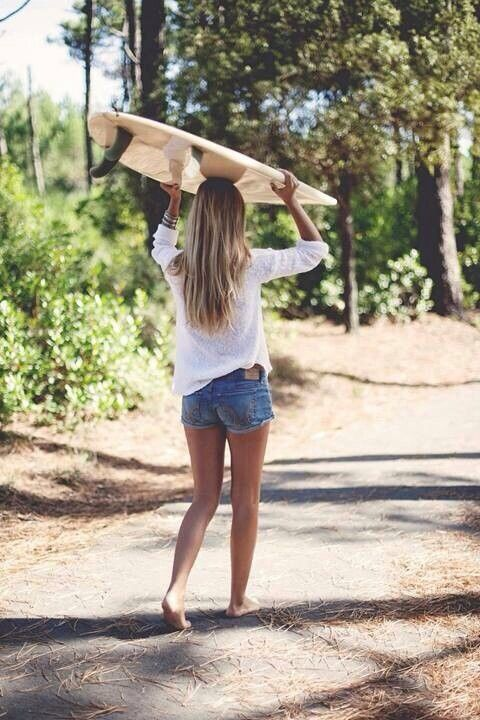cutoffs-beach-surfing-summer-weekend-via-shopstyle.com