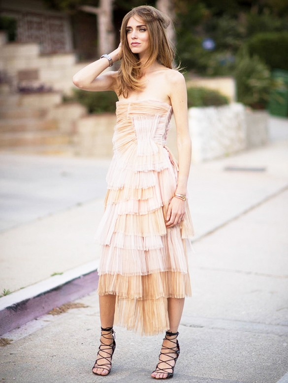gladiator-sandals-via-summer-wedding-fringe-layered-ruffles-pleats-cage-sandals-via-the-blonde-salad