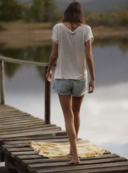 lake-denim-shorts-white-tee-weekend-via-marieclaire.co.uk