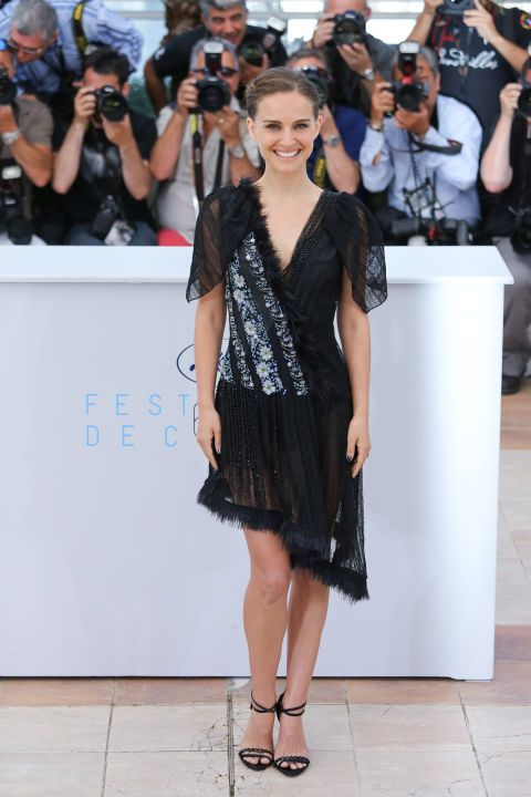 natalie-portman-cannes-sheer-dress-asymmetrical-evening-cocktail-party-going-out-via-getty