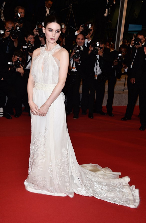 rooney-mara-romantic-evening-gown-cannes-via-wireimage