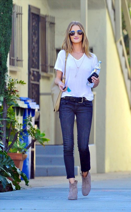rosie-huntington-whiteley-weekend-spring-jeans-tee-necklace-via-skinnymom.com