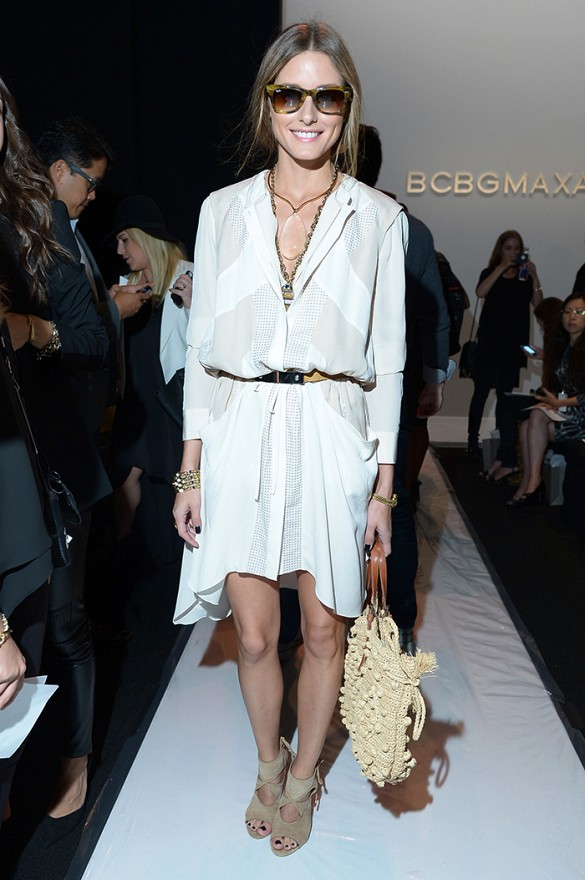 white-wrap-dress-summer-sundress-white-shirt-dress-belt-straw-bag-nude-sandals-layered-necklace-olivia-palermo-via-www