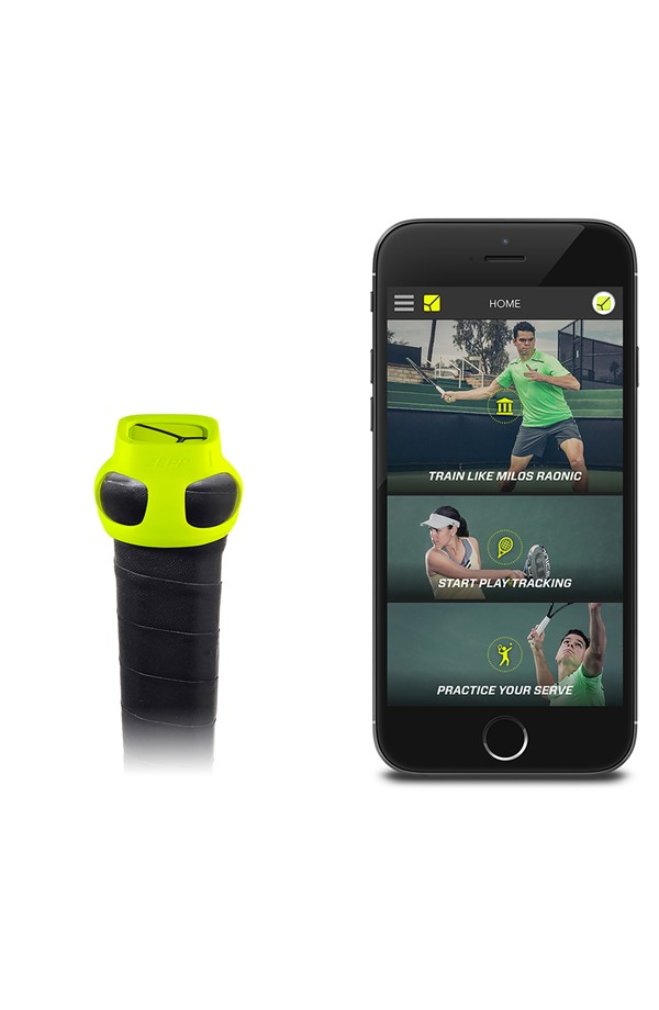 Zepp 3D Tennis Swing Analyzer, $149.95, nordstrom.com