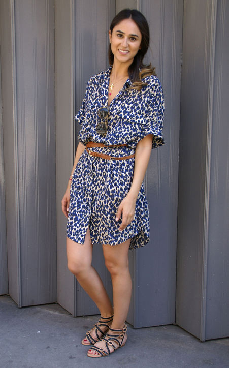 23-soraya-bakhtiar, printed dress, belt, sandals, grecian sandals, printed dress, summer party, bbq, going out, party