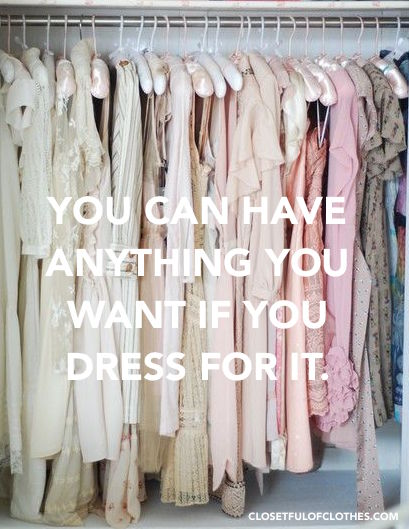CFC-quote, fashion quote, words to dress by
