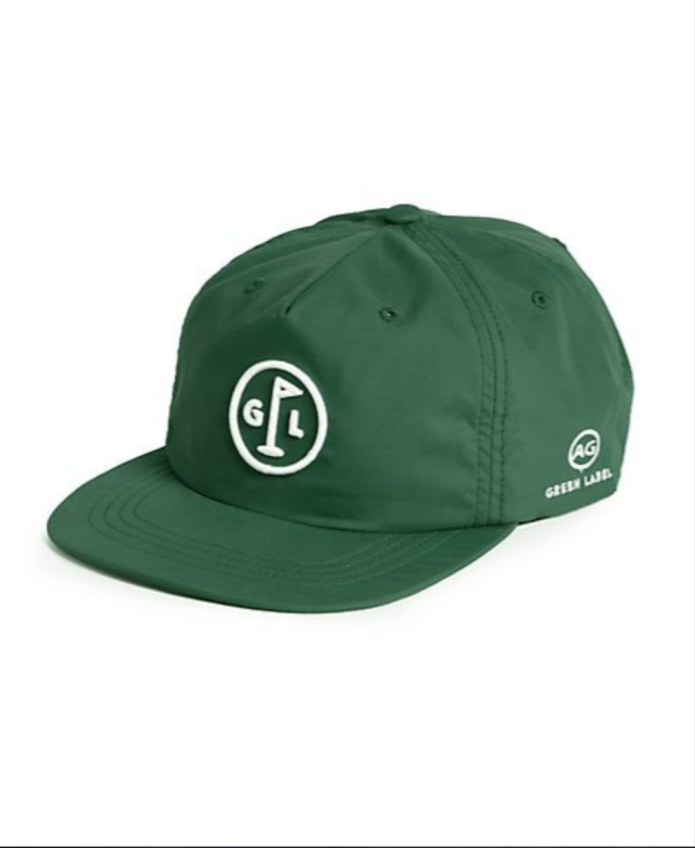 AG Green Label Green Label Pin Crushable Hat, $38, saks.com
