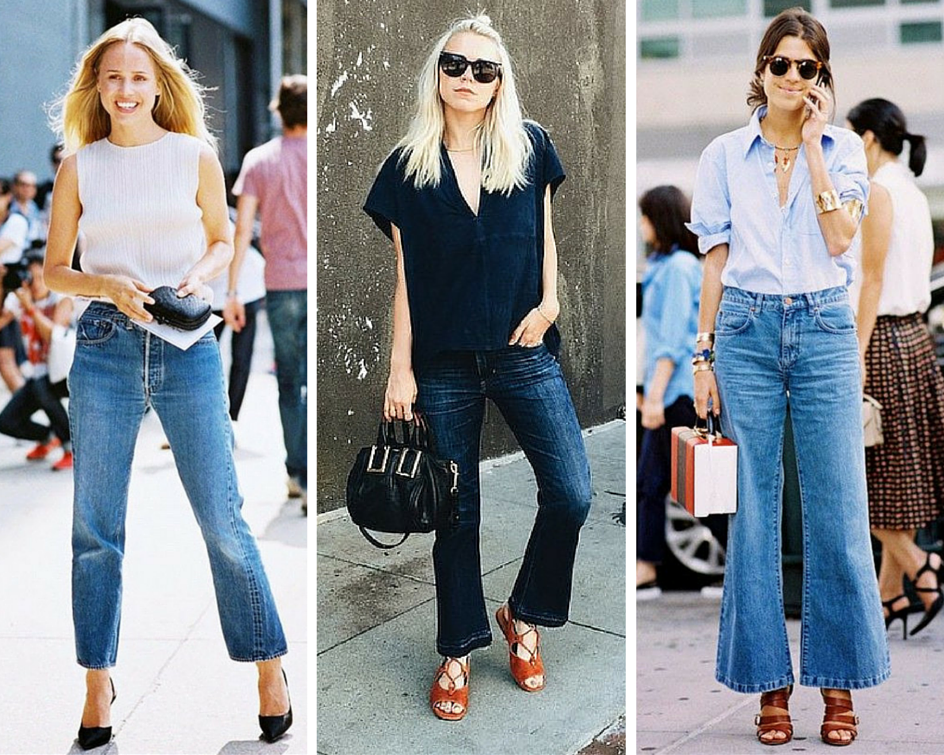 Everyone's Wearing: Cropped Flares | Closetful of Clothes
