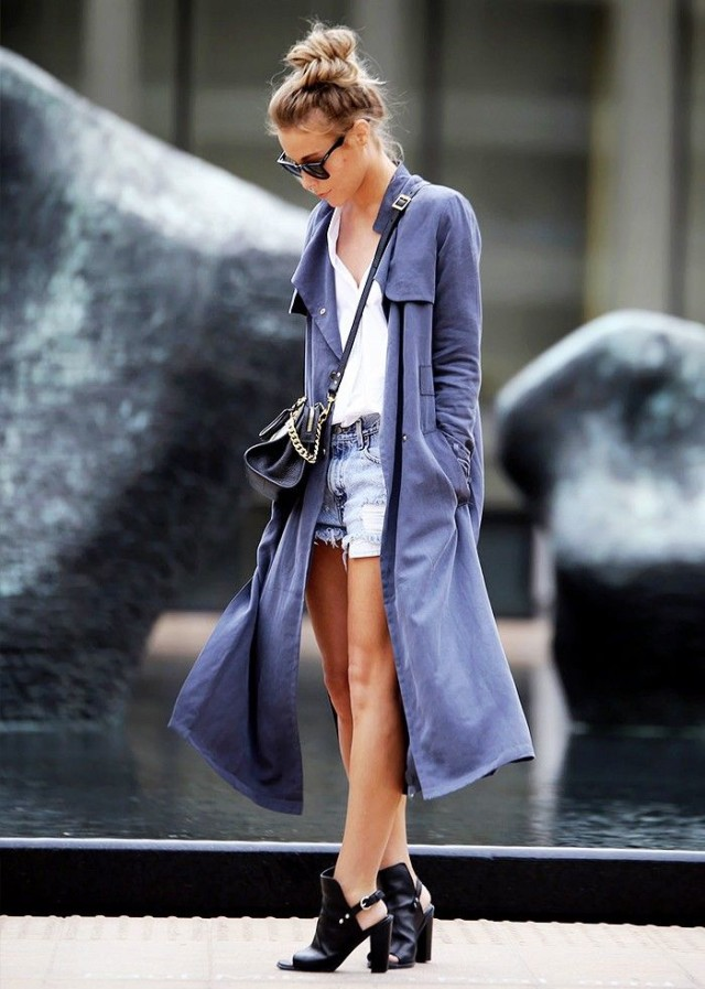 duster-coat-summer-booties-cutoffs-jean-shorts-white-tee-sightseeing-summer-outfits-weekend-casual-via-www