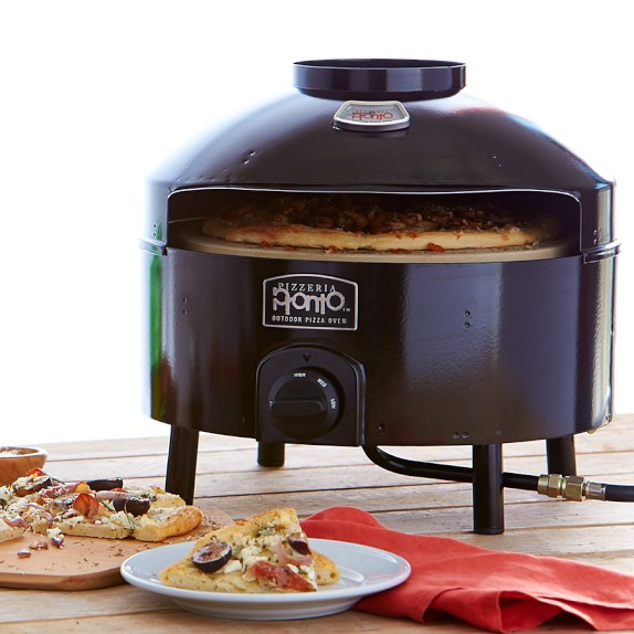Pizzeria Pronto Outdoor Pizza Oven, $299.95, williams-sonoma.com